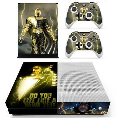 Shop For Cheap Regular Ps4 Consoles Black Adam Shazam Dc Comic Vinyl Skins Decals Sticker Cover Video Game Accessories