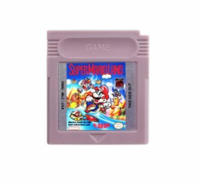 16 Bit Video Game Cartridge Console Card Super Mario Land
