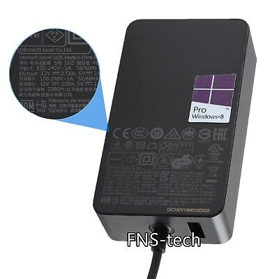 Genuine Microsoft Surface Pro 3 4 36W AC Adapter Charger 12V 2.58A 1625 New Oem