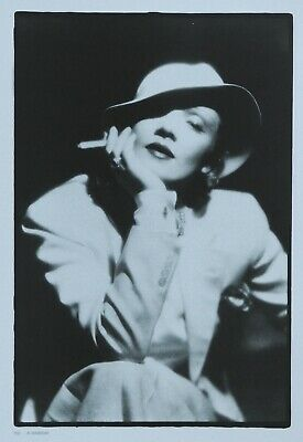 Marlene Dietrich Photo Kunstdruck 27x35cm Porträt Portrait 1933 Actress Actrice