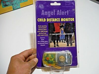 Travel Smart Angel Alert Child Distance Monitor New/Alarm System Detection Cool.