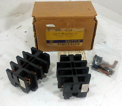 1 New Square D Le-14 Contact Replacement Kit Nib ***Make Offer***