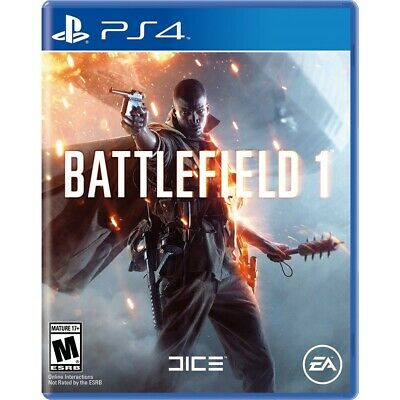 Videogames Bf1 Ps4 Italiano Playstation 4 Battlefield 1