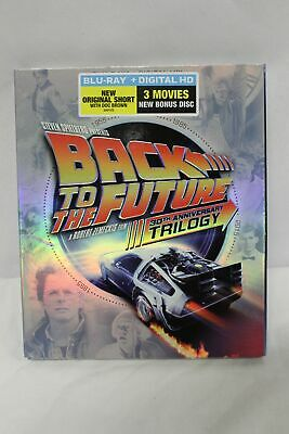 30th Anniversary Trilogy Back To The Future DVD Movie Discs. Sealed.