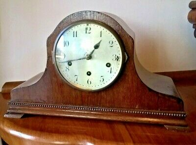 Junghans A52 Westminster Chimes Mantle Clock