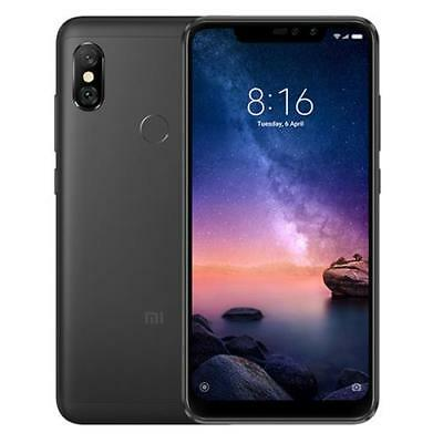 Xiaomi Redmi Note 6 Pro Dualsim 64Gb Black Nero 6.26 4Gb Global Banda20 Grado A-