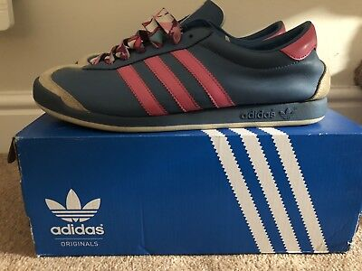 Adidas 'The Sneeker' Vintage Trainers Size 8 Uk / 42 Limited Edition 2006