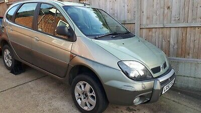 2003 Renault Scenic Rx4 1.9 Dci 4wd Non-Starter Whitstable