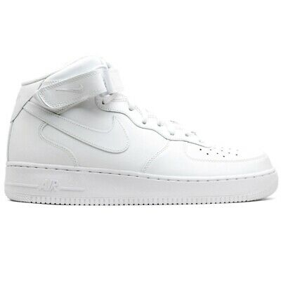 brand new 4827d 62011 Nike AIR FORCE 1 MID 07 LE 315123-111 Bianco mod. 315123-111