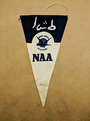 Nord Africa Aviazione - Table Flag 1960s
