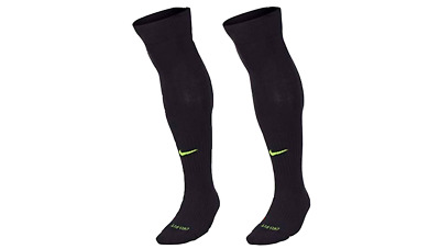 0fe3e050c UNISEX NIKE CLASSIC II Cushion Over-the-Calf Football Sock - NAVY ...