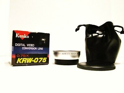 Kenko KRW-075 PRO Wide Conversion Lens 0.75x (for Sony)