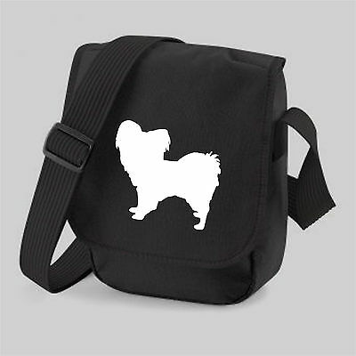 French Bulldog Bag Mini Reporter Dog Walker Shoulder Bags Face of Frenchie Gift