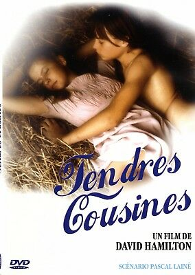 TENDER COUSINS TENDRES COUSINES by DAVID HAMILTON SEALED ALL REG DVD