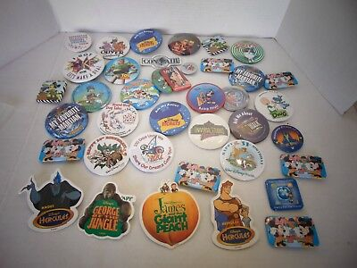 Collection Of 39 Disney Pins