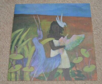 Philemona Williamson African American Artist 12X12 Print Signed L/e 130/200
