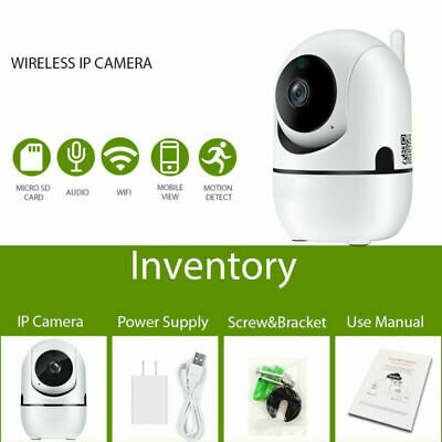 WIFI 1080P HD P2P Wireless IR Cut Security IP Camera Night Vision Baby Monitor