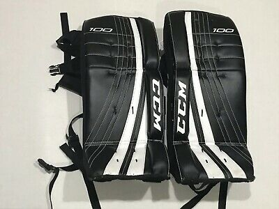 Leg Pads, Goalie Equipment, Clothing & Protective Gear, Ice & Roller