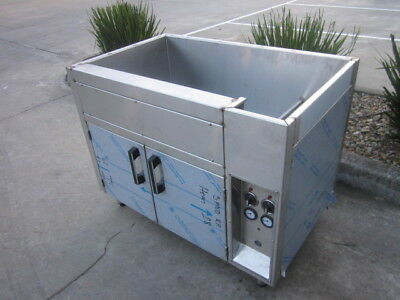 """""""new""""...stainless Steel Unfinished Under Counter Commercial Warming Cabinet"""