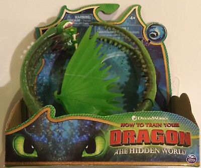How To Train Your Dragon The Hidden World Belch & Barf