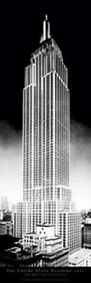 Anonymous New York - Empire State Building NO LONGER IN PRINT - LAST ONE!!