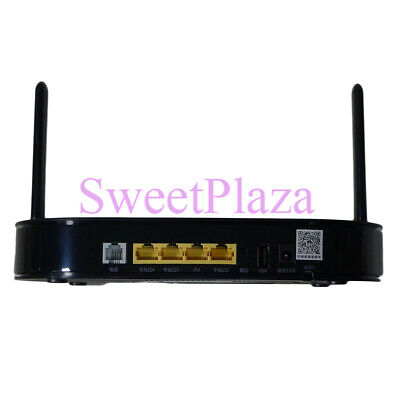 SECOND HAND Huawei HG8245 Gpon ONT, ONU, 4GE and 2 voice port,WIFI