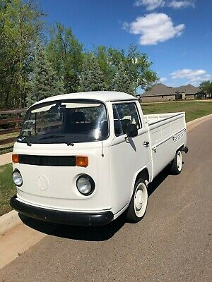 1980 Volkswagen Bus/Vanagon Pick-up 1990 Volkswagen Bus Pick-up Single Cab Bay Window