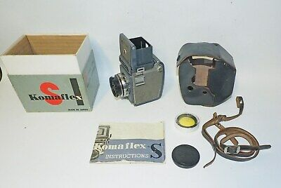 Komaflex-S 4X4 Slr 1960 Imaculate Condition