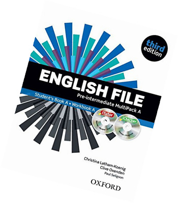 English File third edition: Pre-intermediate: MultiPACK A: The best way to get y