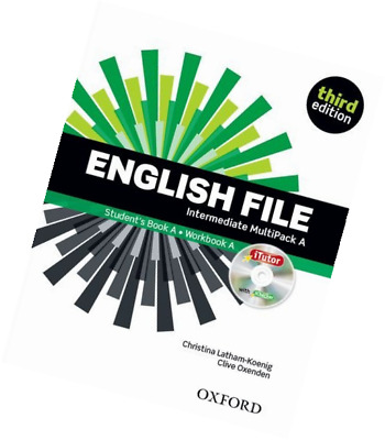 English File third edition: Intermediate: MultiPACK A: The best way to get your