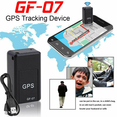 Magnetic Mini GPS Tracker Car Spy GSM GPRS Real Time Tracking Locator Device UK