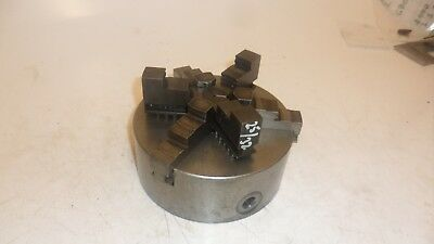 Self-Centering 160mm Chuck & Set of Inside/Outside Jaws -  CHUCK05