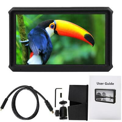 LILLIPUT A5 5in Touch Screen 4K Full HD Monitor Camera Monitor for DSLR Cameras