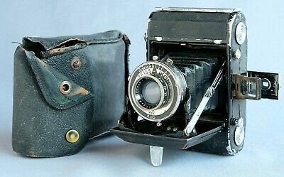 Zeiss Nettar 510 Roll Film Camera