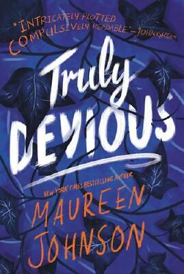 Truly Devious by Maureen Johnson (author)