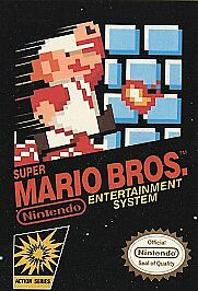 Super Mario Bros. Nintendo Entertainment System, 1985