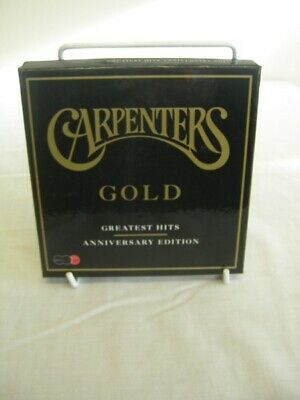 CARPENTERS GOLD GREATEST HITS CDs x 2