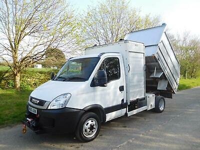 2011 Iveco Daily 50C14 3.0 Turbo Diesel 140 Lwb Tipper - Direct Cornwall Council
