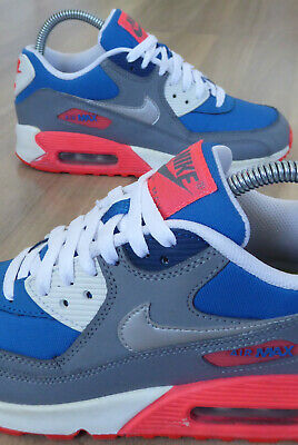 6193090a4bbad Nike Air Max 90 GS 38 leather se wmns ultra light essential one 1 prm  classic