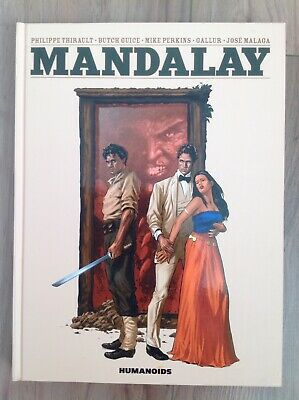 Mandalay By Butch Guice.  Humanoids Publishing HB