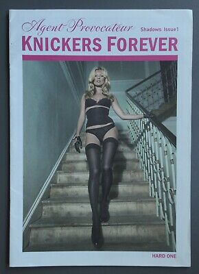 Agent Provocateur Lookbook Katalog Photo Catalogue XL Knickers Forever Kate Moss