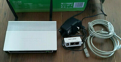 TP LINK 300Mbps WIRELESS ACCESS POINT ETHERNET WiFi REPEATER EXTENDER TL-WA801ND
