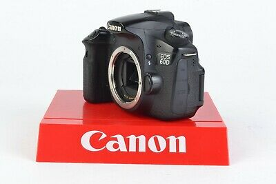 Canon EOS 60D 18.0 MP Digital SLR Camera (Body Only) SC: 191,385 -  #C012121