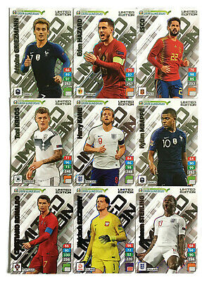 2020 Panini Adrenalyn Xl Road To Uefa Euro * Limited Edition *