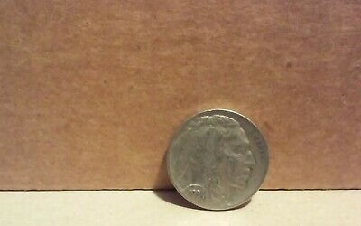 Buffalo Nickel 5 Cents 1934 D