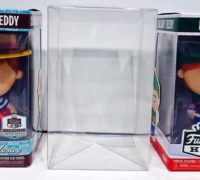 1 Box Protector For Many FUNKO FREDDY HQ POPS! Small Size  READ ITEM DESCRIPTION