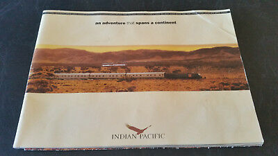 indian pacific book trains railways