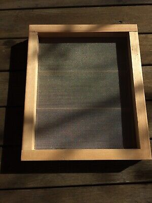 Papermaking Deckle and Frame 21 x 26cm