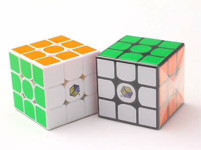 YuXin W 3x3x3 Magic Cube Speed Smooth Contest Stickerless Twist Puzzle Toys Game