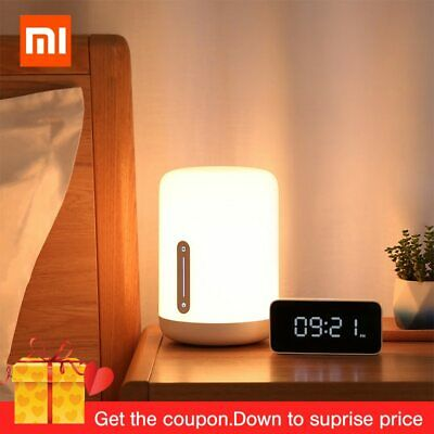 Xiaomi Mijia Bedside Lamp 2 Smart Table Led Night Bluetooth Wifi Touch Panel
